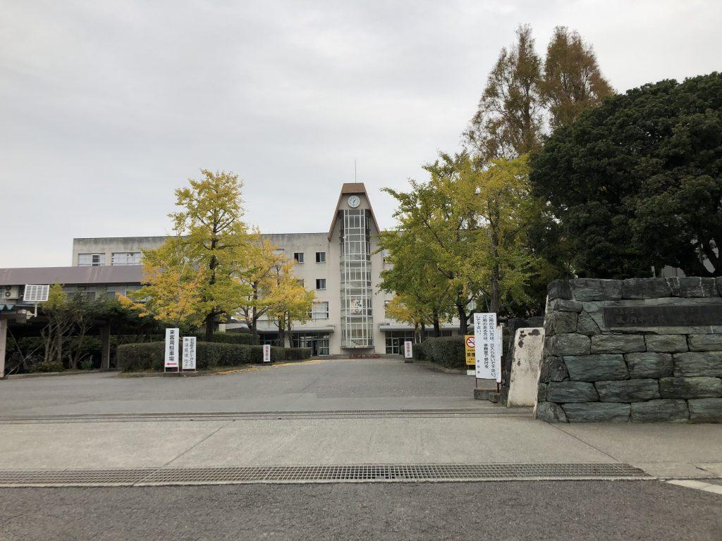 徳島県・城ノ内高校の過去5年の国公立大学合格平均54.7%(2018)